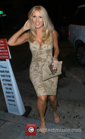 Gretchen Rossi at West Hollywood
