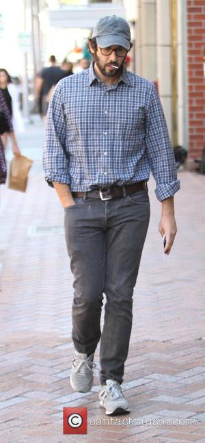 Josh Groban - Josh Groban out and about in Beverly Hills at Beverly Hills - Los Angeles, California, United States...