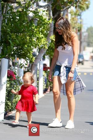 Tamara Ecclestone , Sophia Eccelstone-Rutland - Tamara and Petra Ecclestone have lunch together at Fred Segal with their daughters and...