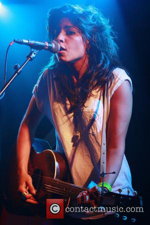 Tatiana DeMaria - Tatiana DeMaria performing live at the Barfly Camden - London, United Kingdom - Thursday 3rd September 2015