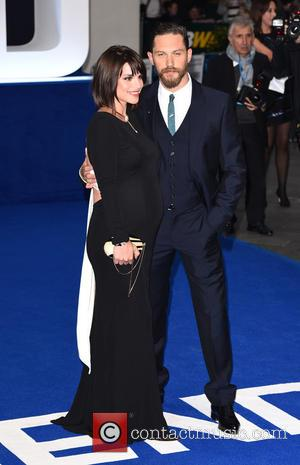 Charlotte Riley and Tom Hardy