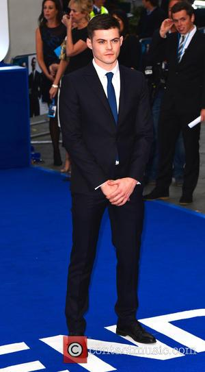 Chris Mason - the World Premiere of 'Legend' at the Odeon Leicester Square, London on September 3rd 2015 at Leicester...