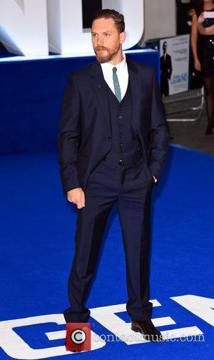 Tom Hardy - the World Premiere of 'Legend' at the Odeon Leicester Square, London on September 3rd 2015 at Leicester...