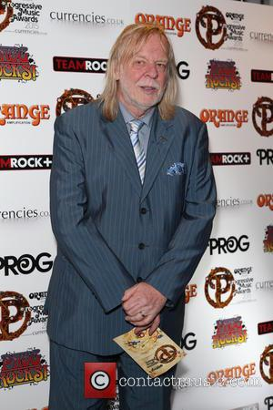 Rick Wakeman - Guests attend forth annual awards show celebrating the best in progressive music at The Under Globe, Bankside,...