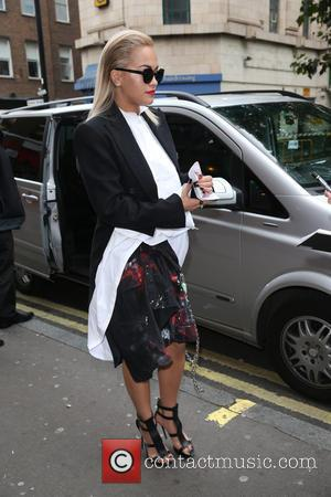 Rita Ora - Rita Ora seen out and about in London - London, United Kingdom - Thursday 3rd September 2015