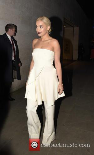 Rita Ora - Rita Ore leaving the BBC studios after 'The One Show' - London, United Kingdom - Thursday 3rd...