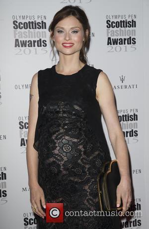 Sophie Ellis-Bextor - Scottish Fashion Awards 2015 at the Corinthia Hotel - Arrivals - London, United Kingdom - Thursday 3rd...