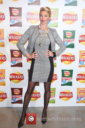 Jodie Kidd - Walkers' Bring It Back campaign launch party held at Vinopolis - Arrivals - London, United Kingdom -...