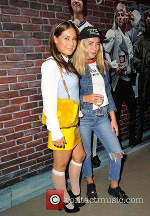 Louise Thompson , Jess Woodley - 'Walkers Bring it Back' launch event held at Vinopolis at Vinopolis Bank End -...