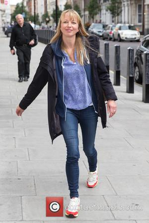 Sara Cox - Celebrities at the BBC Studios at BBC Portland Place - London, United Kingdom - Friday 4th September...