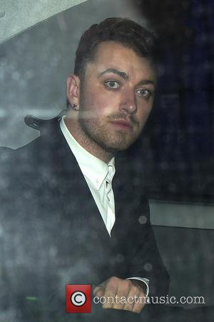 Sam Smith - Celebrities leaving the Groucho Club at w1, Groucho Club - London, United Kingdom - Friday 4th September...