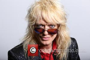 Michael Monroe - Michael Monroe, the frontman of legendary rock group Hanoi Rocks - Helsinki, Finland - Friday 4th September...