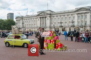 Rowan Atkinson - The British comedy icon, Mr. Bean is celebrating 25 years of success in and heading to Buckingham...