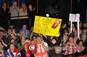 Big brother audience - Celebrity Big Brother eviction at Elstree Studios at Elstee Studios, Celebrity Big Brother - London, United...