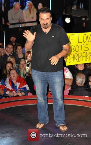 Daniel Baldwin - Celebrity Big Brother eviction at Elstree Studios at Elstee Studios, Celebrity Big Brother - London, United Kingdom...
