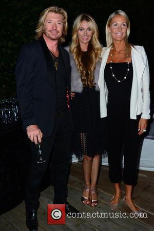 Nicky Clarke, Kelly Simpkin and Guest