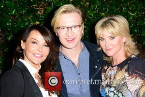 Lizzie Cundy, Henry Conway and Anthea Turner