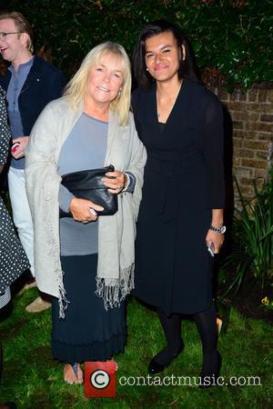 Linda Robson , Zariya Shouler - Nicky Clarke hosts the Red Cross Auction and Party in St John's Wood -...