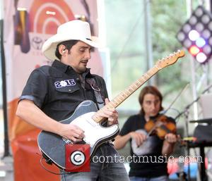 Brad Paisley - Today Show Summer Concert Series 2015 - Brad Paisley - New York City, New York, United States...