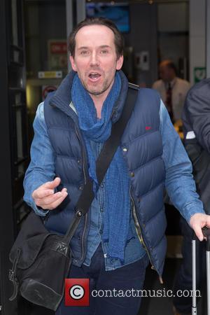 Ben Miller - Celebrities at BBC Radio 2 at BBC Western House - London, United Kingdom - Friday 4th September...