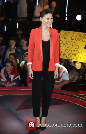 Emma Willis - Celebrity Big Brother eviction at Elstree Studios at Celebrity Big Brother - London, United Kingdom - Friday...