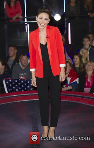 emma willis - daniel baldwin is evicted from the big brother house and Paul Burrell leaves - London, United Kingdom...