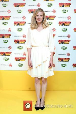 Shauna MacDonald - Gala evening for new animated series of Danger Mouse on CBBC held at the Ham Yard Hotel....