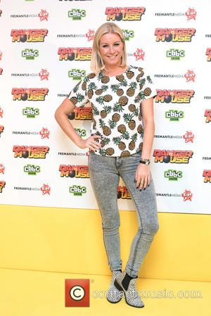 Denise Van Outen - Gala evening for new animated series of Danger Mouse on CBBC held at the Ham Yard...