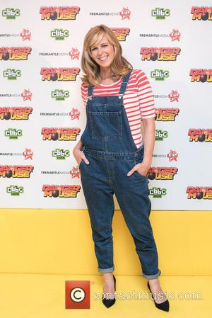 Kate Garraway - Gala evening for new animated series of Danger Mouse on CBBC held at the Ham Yard Hotel....