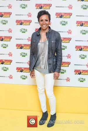 Dame Kelly Holmes - Gala evening for new animated series of Danger Mouse on CBBC held at the Ham Yard...