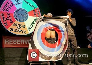 The Janoskians, Beau Brooks , Jai Brooks - The Janoskians performing on their 'Jahoo Jahaa Tour' at Manchester Academy at...