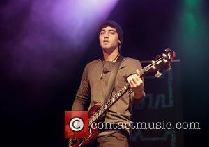 The Janoskians , Jai Brooks - The Janoskians performing on their 'Jahoo Jahaa Tour' at Manchester Academy at Manchester Academy...