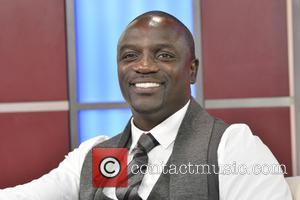 Akon - Global TV Toronto's The Morning Show. - Toronto, Canada - Friday 4th September 2015