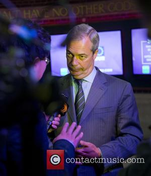 Atmosphere - UKIP Leader Nigel Farage will unveil the dates of the forthcoming Say No to EU referendum tour and...