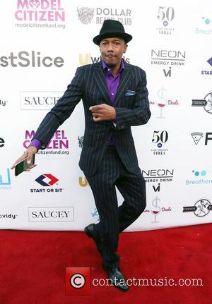 Nick Cannon - First Slice Media to host The World's Largest Pizza Festival at Exclusive estate - Beverly Hills, California,...