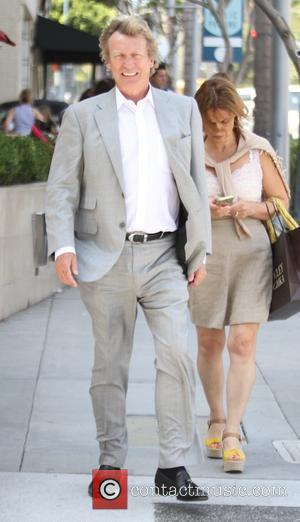 Nigel Lythgoe - Nigel Lythgoe goes shopping in Beverly Hills - Hollywood, California, United States - Saturday 5th September 2015