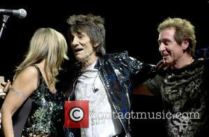 Ronnie Wood - The Faces reunion concert held at Hurtwood Park Polo Club - Surrey, United Kingdom - Saturday 5th...