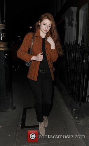 Nicola Roberts - Celebrities leaving Soho House - London, United Kingdom - Saturday 5th September 2015