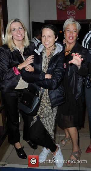 Carol Mcgiffin and Denise Welch
