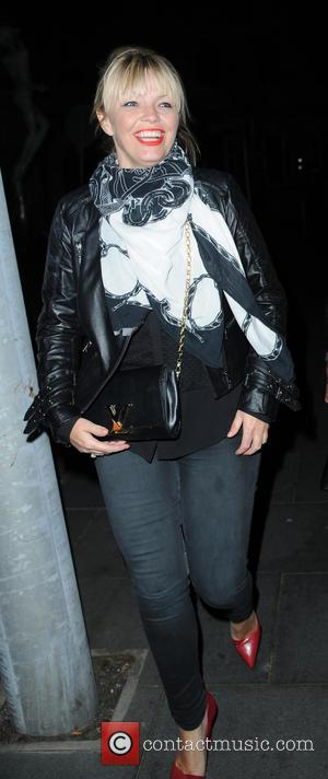 Kate Thornton - Carol McGiffin spends the evening in Blackpool watching Cats The Musical with Loose Women friends. - Blackpool,...