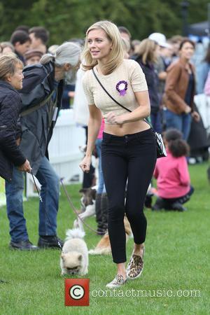 Rachel Riley - PupAid Puppy Farm Awareness Day 2015 held on Primrose Hill - London, United Kingdom - Saturday 5th...