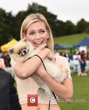 Rachel Riley - PupAid Puppy Farm Awareness Day at Primrose Hill, London at Primrose Hill - London, United Kingdom -...