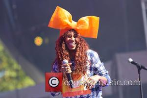 Santigold - 2015 Budweiser Made In America - Performances - Day 2 at Ben Franklin Parkway - Philadelphia, Pennsylvania, United...