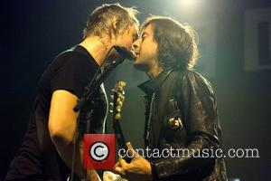 Pete Doherty and Karl Barat