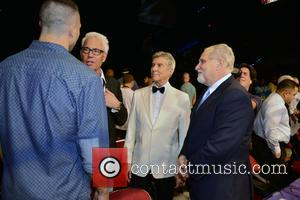 Wladimir Klitschko, Guest , Michael Buffer - World Heavyweight Champions Fight Night at Hard Rock Live! in the Seminole Hard...