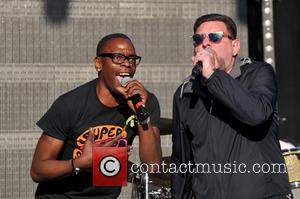 Black Grape, Paul Leveridge and Shaun Ryder