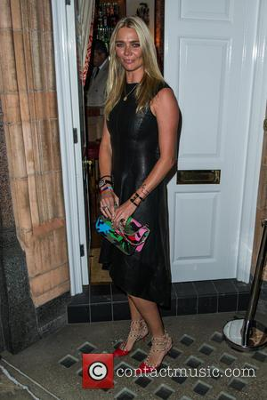 Jodie Kidd - Amanda Wakeley 25th Anniversary Party at Harry's Bar - Arrivals - London, United Kingdom - Monday 7th...