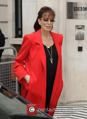 Jackie Collins' Beverly Hills Home Up For Sale