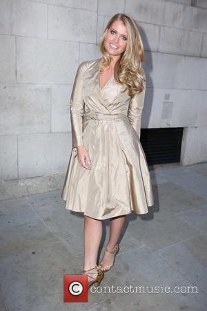 Lady Kitty Spencer - Links of London 25th Anniversary Party at Loulou's, Hertford Street - London, United Kingdom - Monday...