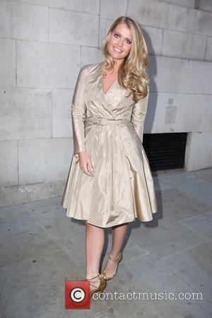 Lady Kitty Spencer - Links of London 25th Anniversary Party - Arrivals at Loulou's, Hertford Street - London, United Kingdom...
